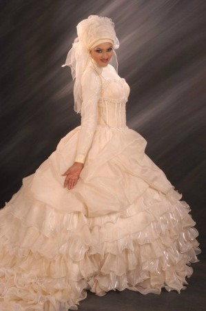 اشيك فساتين عروس (3)
