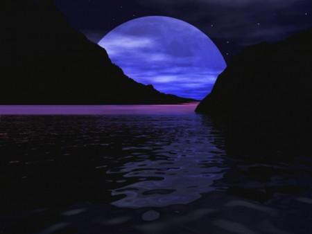 خلفيات صور القمر (3)