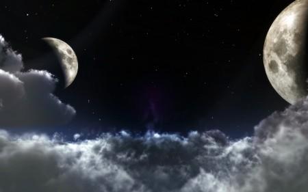 خلفيات قمر (2)