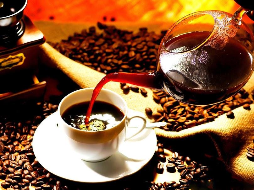 Открытки с кофепитием