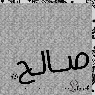رمزيات اسم صالح (2)