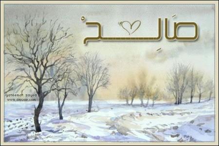 صالح رمزيات وصور (2)