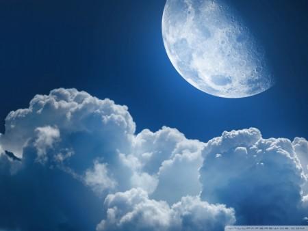 صور اطوار القمر (2)