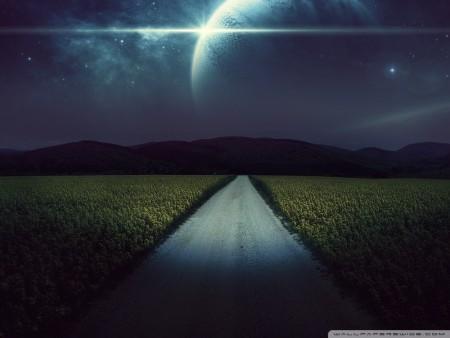 صور اطوار القمر (3)