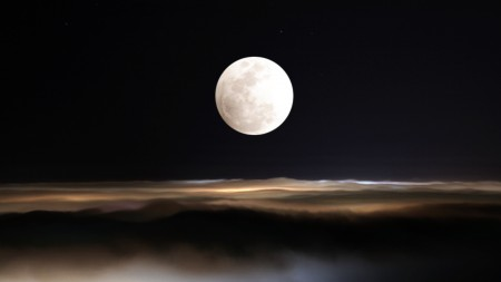 صور القمر بدر (2)