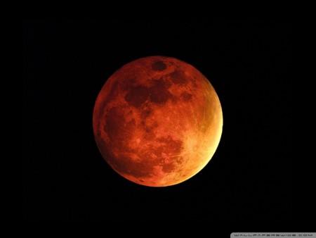 صور القمر عن قرب (1)