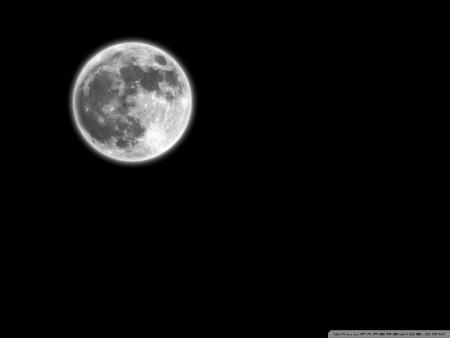 صور انشقاق القمر (1)
