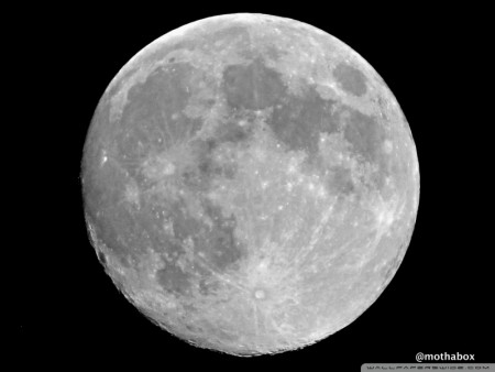 صور انشقاق القمر (3)