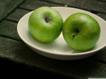 صور تفاح أخضر (3)
