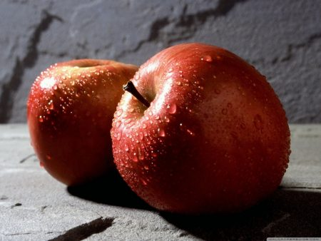 صور تفاح احمر امريكاني (4)