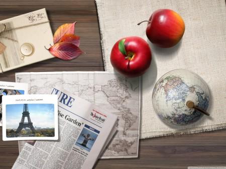 صور تفاح اخضر واحمر (3)