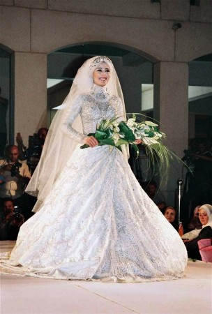 صور فساتين عروس جديدة (6)