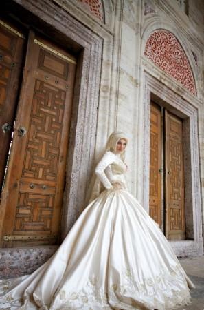 صور فساتين عروس جديدة (7)