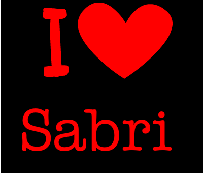 I LOVE SABRI (1)