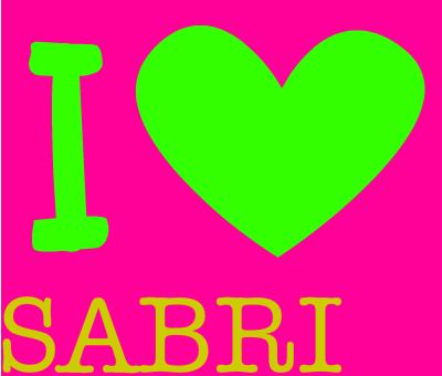 I LOVE SABRI (2)