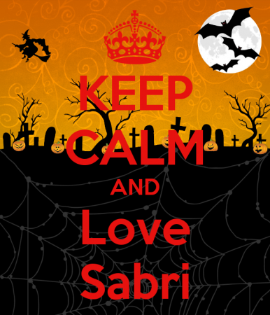 KEEP CALM AND LOVE SABRI (4)
