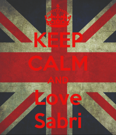 KEEP CALM AND LOVE SABRI (5)