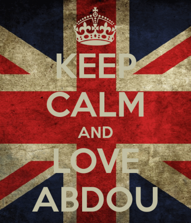 keep calm and love abdou (3)