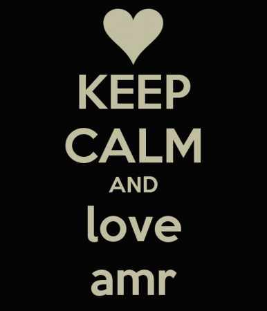 keep calm and love amr (3)