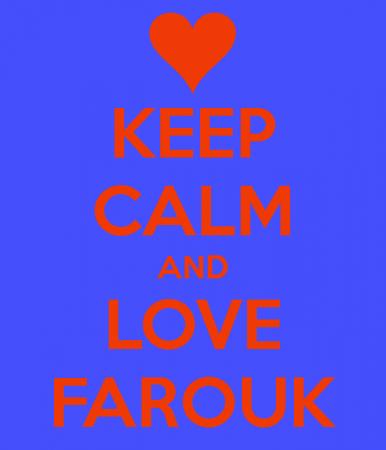 keep calm and love farouk (1)