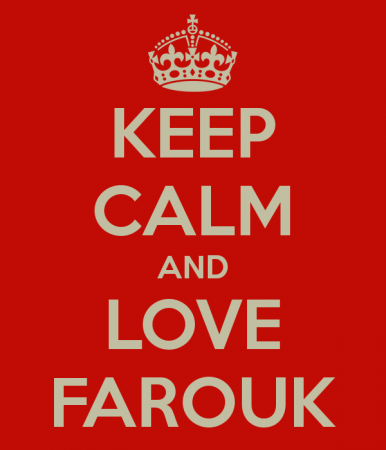 keep calm and love farouk (4)