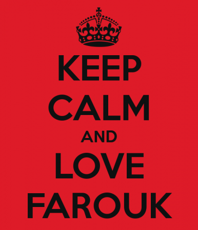 keep calm and love farouk (5)