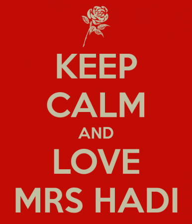 keep calm and love hadi (9)