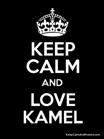 keep calm and love kamel (1)