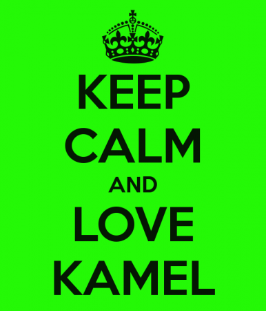 keep calm and love kamel (2)