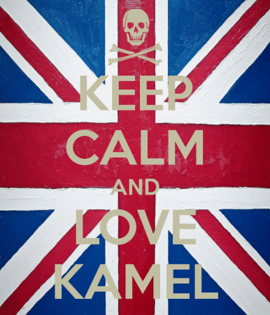 keep calm and love kamel (3)