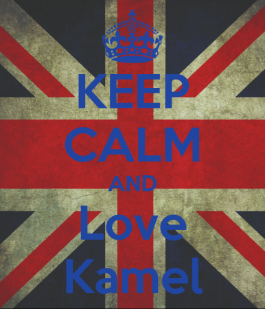 keep calm and love kamel (4)