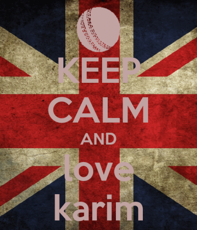 keep calm and love karim (4)