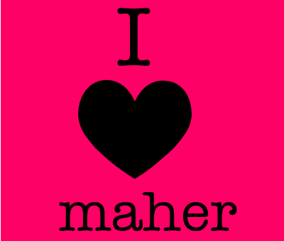keep calm and love maher (1)