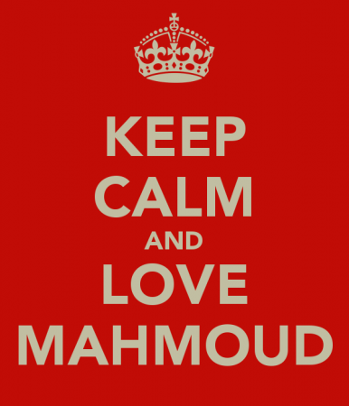 keep calm and love mahmoud (2)