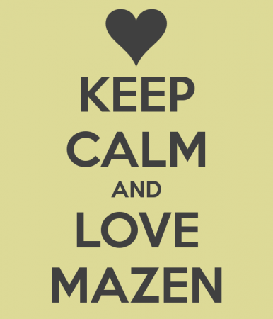 keep calm and love mazen (5)