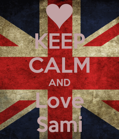 keep calm and love sami (1)