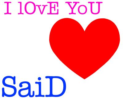 love said (1)