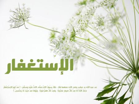 استغفر الله العظيم مكتوبة (2)