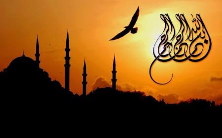 بسم الله الرحمن الرحيم في صور مكتوبة (2)