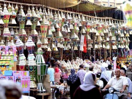 خلفيات فوانيس رمضان (1)