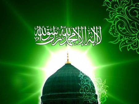 خلفيات لا اله الا الله محمد رسول الله (1)