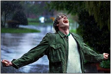 خلفيات مطر جميلة HD (2)