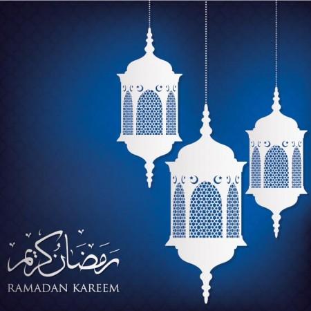 صور تهنئة شهر رمضان وفوانيس رمضان (1)