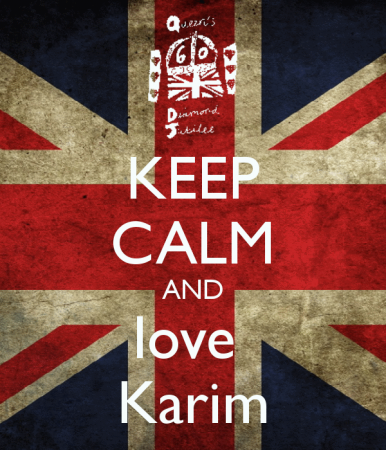 keep calm and love karim (3)