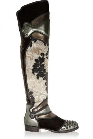 اجمل احذية بنات بوت (5)