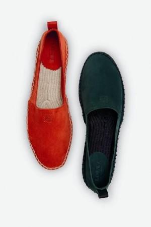 اجمل احذية بنات حمراء (2)