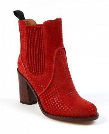 اجمل احذية بنات حمراء (3)