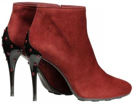 اجمل احذية بنات حمراء (4)