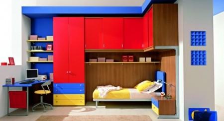 احدث غرف اطفال