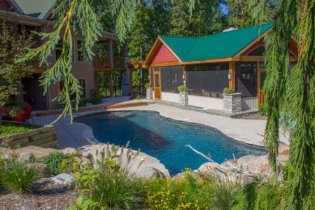 اشكال حمامات سباحة منزلية (4)
